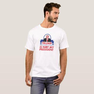 Camiseta El triunfo no es mi presidente