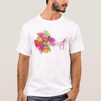 Camiseta El unicornio Fart
