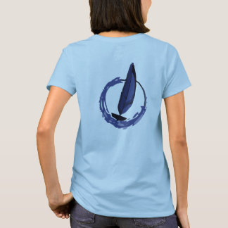 Camiseta El velero de las mujeres de Tohidu que compite con