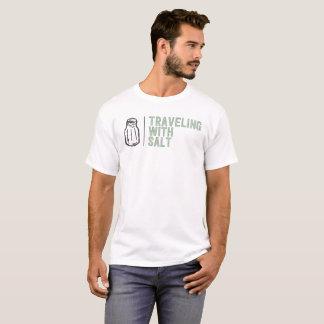 Camiseta El viajar con la sal Merch
