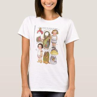 Camiseta El viaje de la cañada del carro en todo el mundo