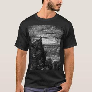 Camiseta El viaje de Satan - Gustavo Dore