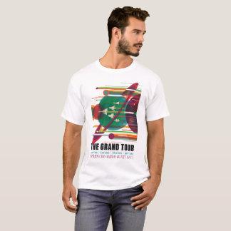 Camiseta El viaje magnífico (de nuestra Sistema Solar)