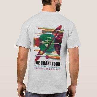 Camiseta El viaje magnífico (frente y parte posterior)
