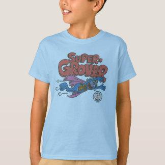 Camiseta El vintage de Grover embroma 1