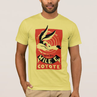 Camiseta El Wile Warner Bros. presenta el poster