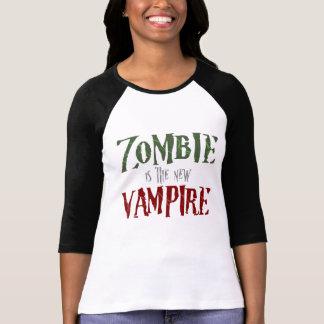Camiseta El zombi es el nuevo vampiro