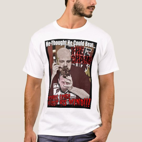 Camiseta El zombi lo va a hacer