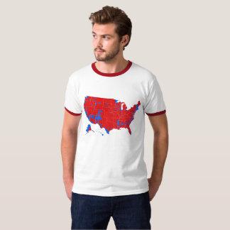 Camiseta Elección presidencial 2016 por el condado