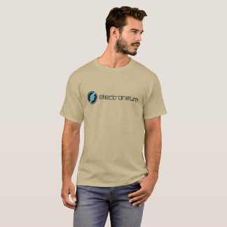 Camiseta Electroneum Cryptocurrency