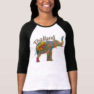 Camiseta Elefante de Tailandia
