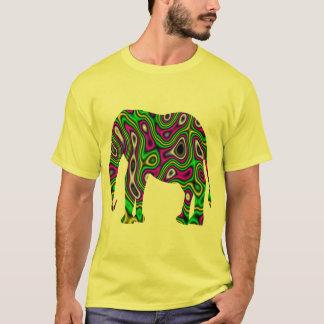 Camiseta Elefante del laberinto del fractal