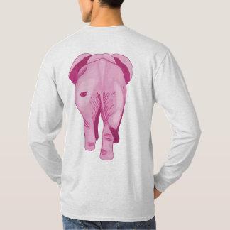 Camiseta Elefante rosado SWAK