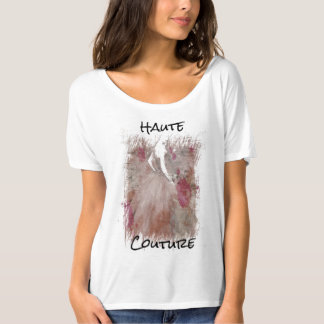 Camiseta Elegante mujer
