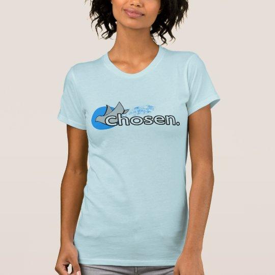 Camiseta elegida señoras de los romanos 9