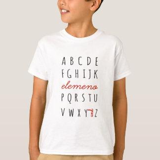 Camiseta Elemeno