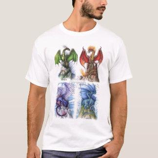 Camiseta Elementos junto