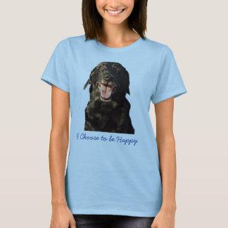 Camiseta Elija feliz