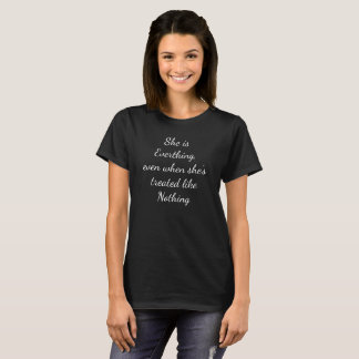 Camiseta Ella básica