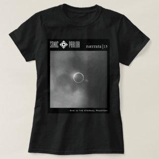 Camiseta Ella es el fantasma eterno
