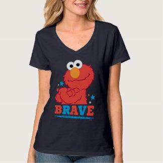 Camiseta Elmo valiente