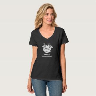 Camiseta Embajador de la raza de Pitbull