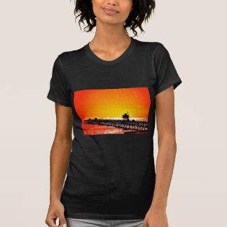 Camiseta Embarcadero de San Clemente, California