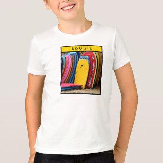 Camiseta Embarque de la Deporte-Boogie