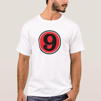 Camiseta Emblema de Blackbottom 9