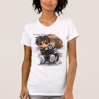 Camiseta Emo-Animado