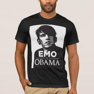 Camiseta Emo para Obama