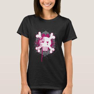 Camiseta Emo SkullGirl