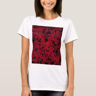 Camiseta Emoción roja