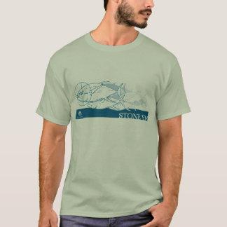 Camiseta EMPIÉDRELOS - los pescados de la lanza del atún