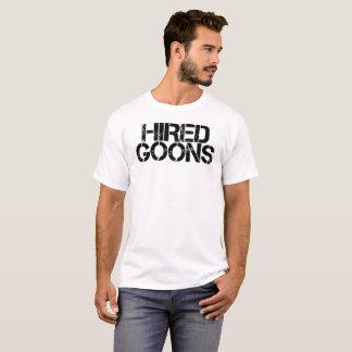 Camiseta empleada de los matones