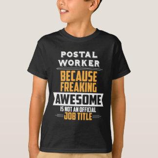 Camiseta Empleado de correos