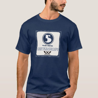 Camiseta Empleado de encargo del color 5 años de premio del