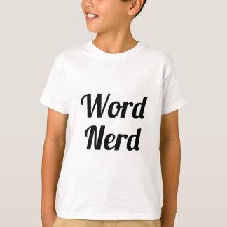 Camiseta Empollón de la palabra