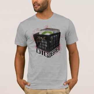 Camiseta Empuje más profundo