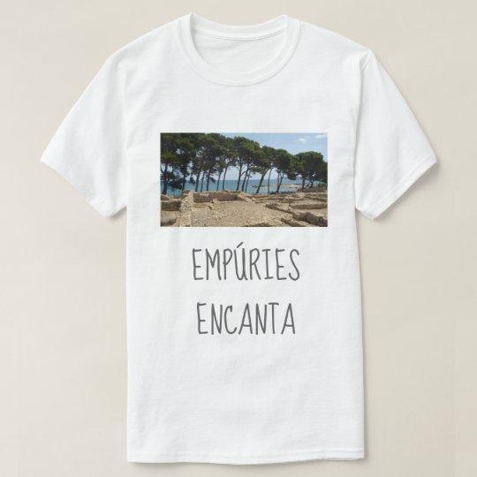 Camiseta EMPÚRIES ENCANTA