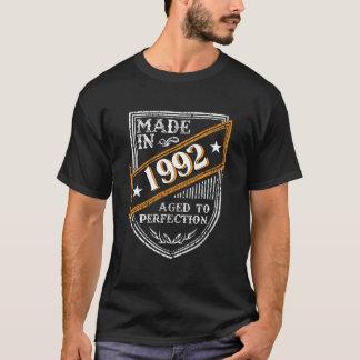 Camiseta En 1992 th hecho envejecido a la perfección