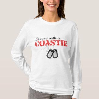 Camiseta En amor con un Coastie
