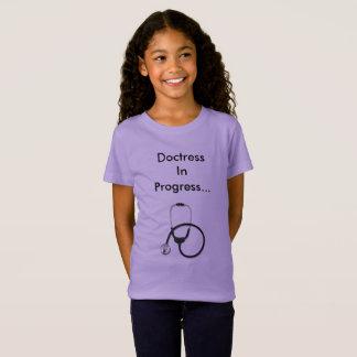 Camiseta en curso de Doctresss para los chicas