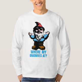 Camiseta En donde mi Gnomies