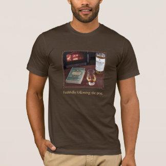 Camiseta En el aprecio de escocés fino