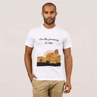 Camiseta En el viaje