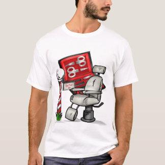 Camiseta En la peluquería de caballeros