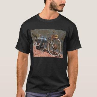 Camiseta en línea de Trike del vapor 1899