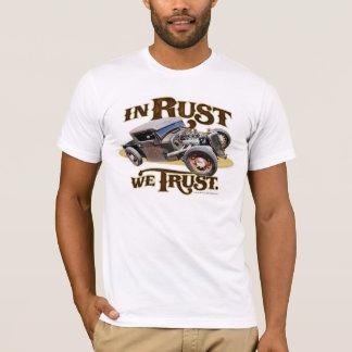 Camiseta En moho confiamos en