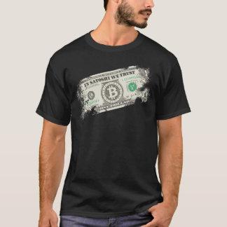 Camiseta En satoshi confiamos en